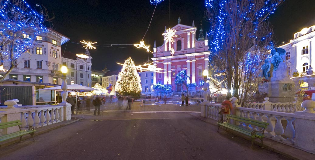 ELIANO D'ONOFRIO-GUIDA TURISTICA LUBIANA, SLOVENIA