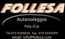 FOLLESA TURISMO SERVICES SRL