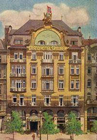 Grandhotel Evropa Praha, a.s. 2*sup.